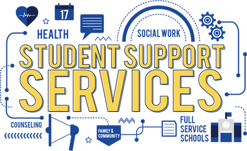 student services graphic